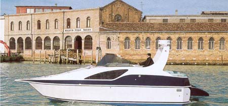 MARCHI 2000 - click to have more informations about this boat.